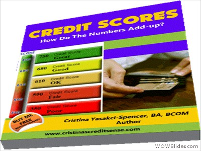Credit Scores - How Do The Numbers Add Up?