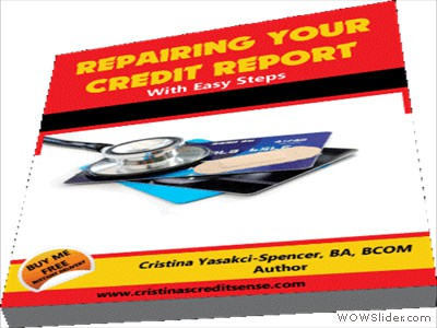 Repairing Your Credit Report with Easy Steps